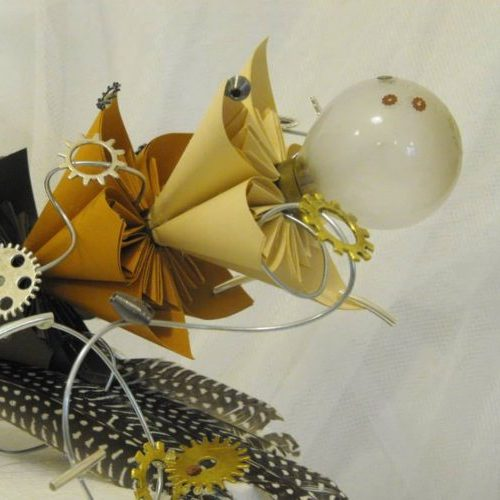 Bouquet Steampunk