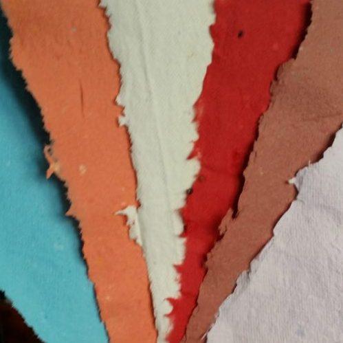 """Confezione """" CREATIVA"""" di 20 fogli A4 in carta seminabile"""