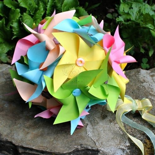 Bouquet di girandole